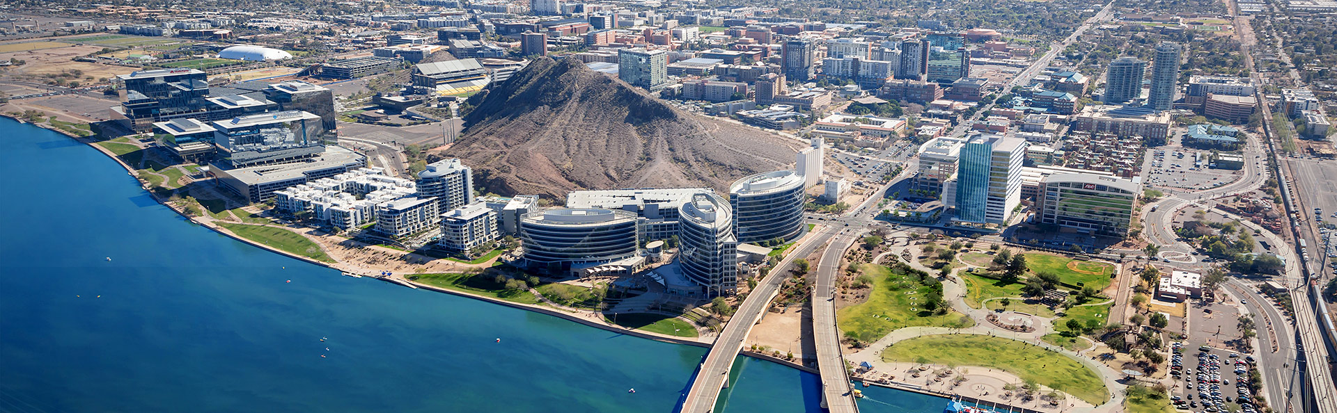 Tempe Gateway Office - Why Tempe